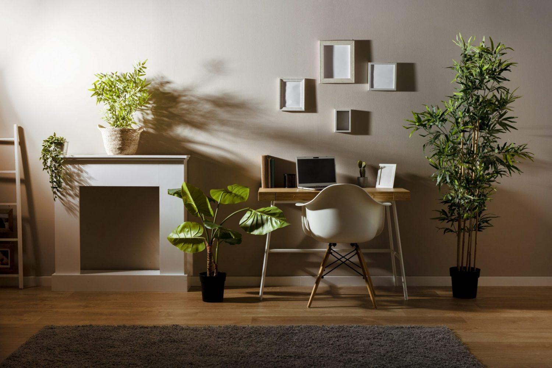 F/ácil de limpiar y ultra resistente Felpudo de entrada casa coco con base de PVC pintado a mano arabesque 50x25x2 cm
