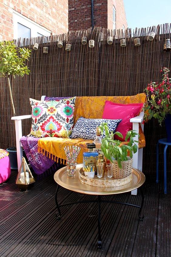 Vallas para terrazas cheap vallas de madera para terrazas for Decoracion vallas jardin