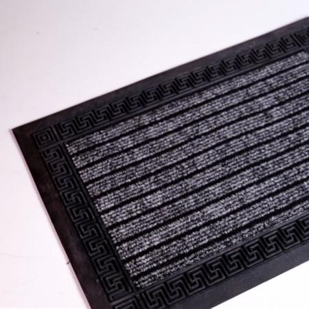 Felpudo alfombra de goma moqueta base gardeneas - Felpudos de goma ...